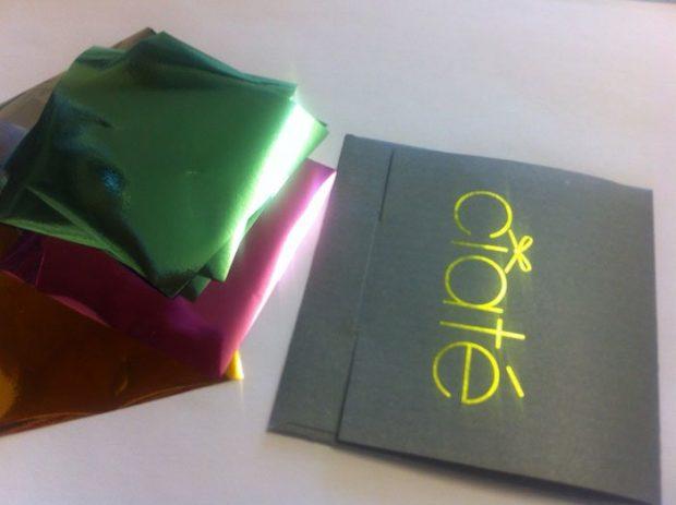 Ciate Very Colorfoil Manicure Foils