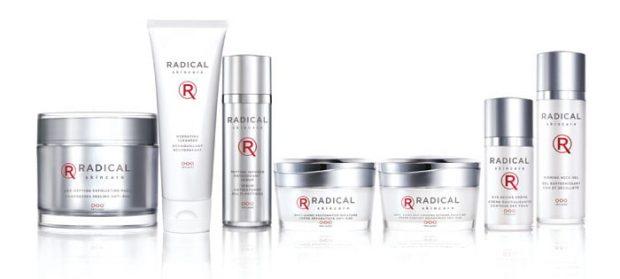 Radical Skincare Range