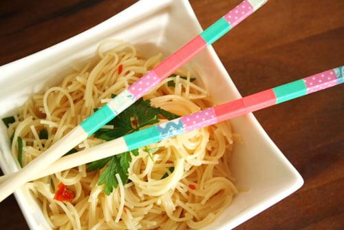 Washi Chopsticks By Wilma