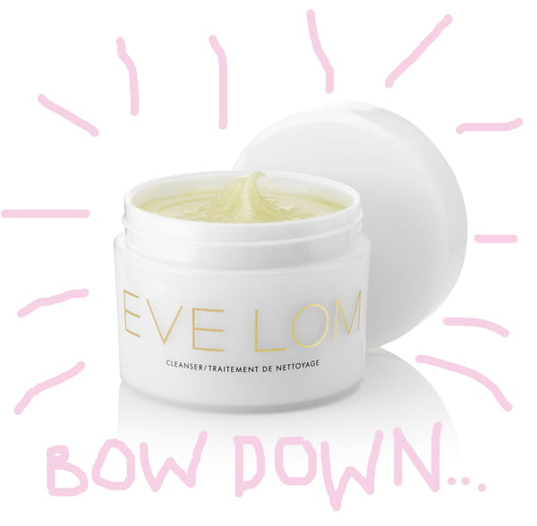EveLom_Cleanser_BowDown