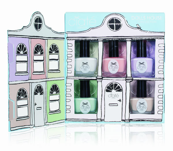 Dolls House Collection Open