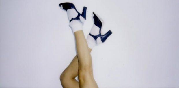 SocksHeels
