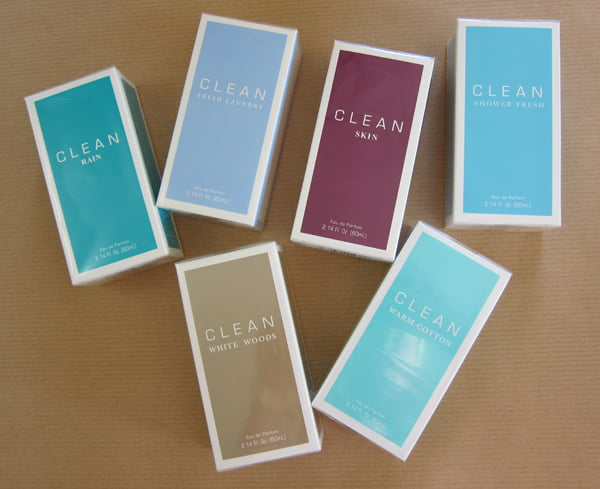 Clean Perfume Duft Launch Schweiz