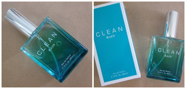 Clean Perfume Rain