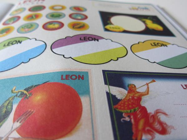 Leon_Stickers