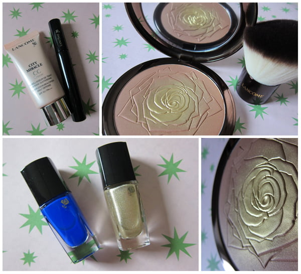 Lancome Golden Riviera 2014 star products