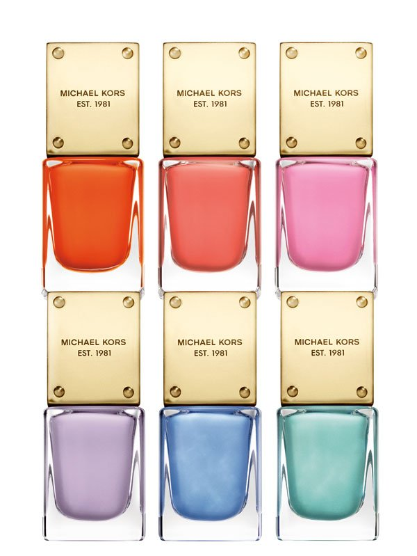 Michael Kors Nail Collection Sexy