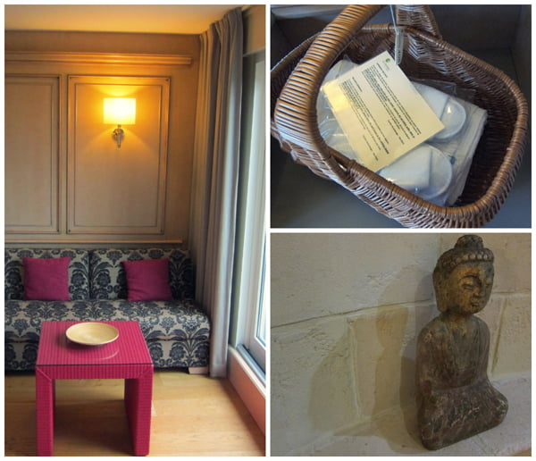 La Clairiere Bio & Spa Hotel Review Hey Pretty, Zimmer