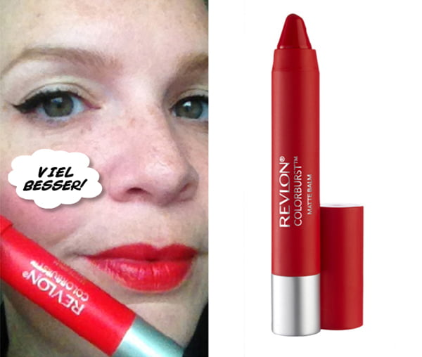 Revlon ColorBurst Matte Balm Swatched by Hey Pretty