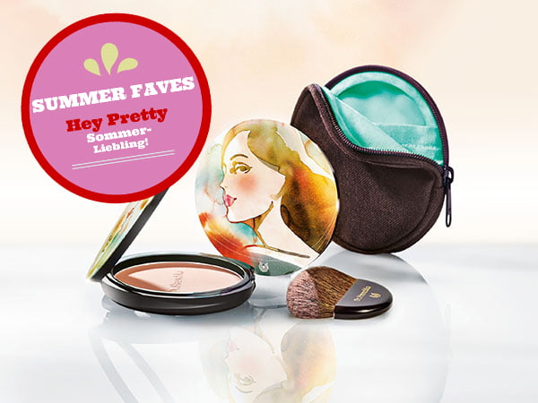 Limited Edition - Bronzing Powder- Product; Limited Edition - Br