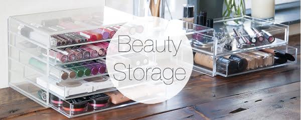 MUJI Beauty Storage