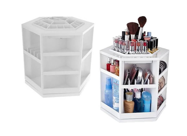 QVC Cosmetics Caddy