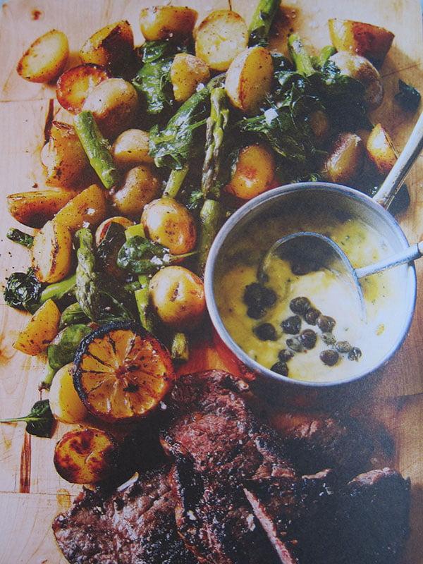 Beefsteak aus Endlich Freitag!, Image Copyright Ulrika Ekblom