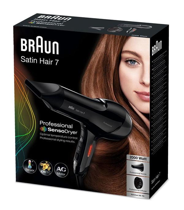 Braun Satin Hair 7 Professional SensoDryer