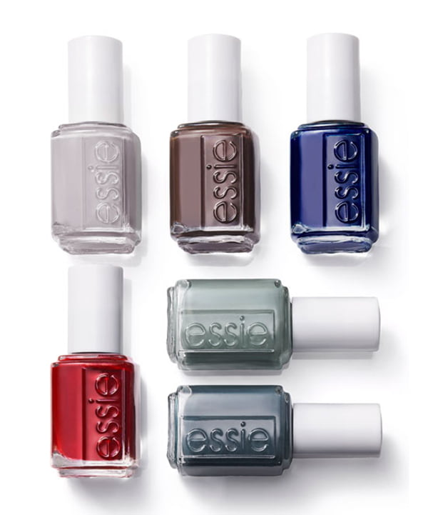 Essie Fall Collection 2014 Dress to Kilt