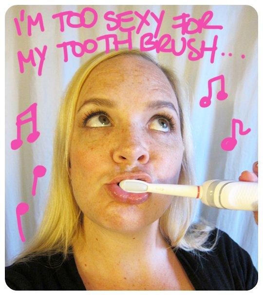 SexyToothbrush