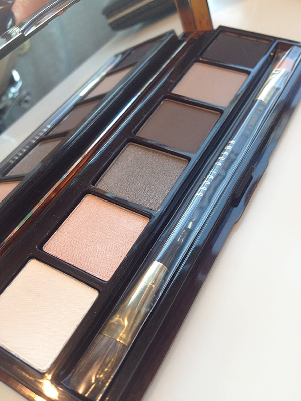 Bobbi Brown Holiday Collection 2014 Cool Eye Shadow Palette Hey Pretty