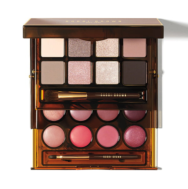 Bobbi Brown Holiday Collection 2014 Deluxe Lip & Eye Palette