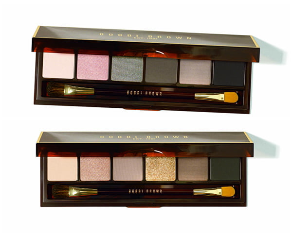 Bobbi Brown Holiday Collection 2014 Eye Shadow Palette Cool and Warm