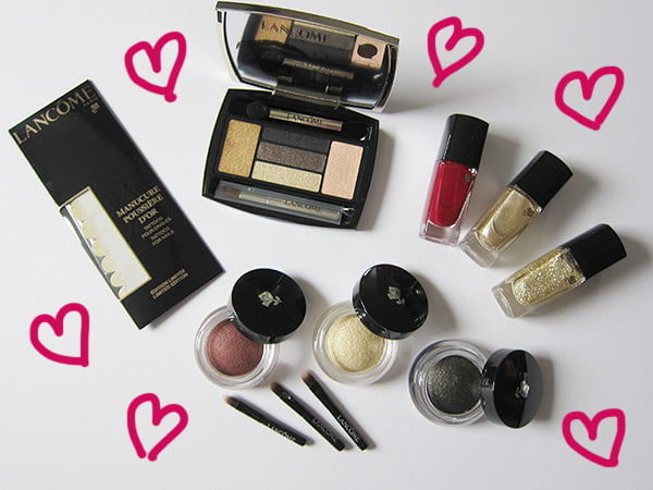 Lancome Christmas Look 2014 Happy Holidays by Hey Pretty