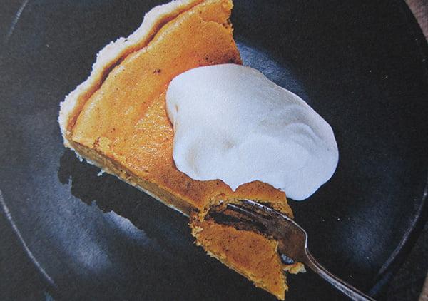 Pumpkin Pie, Bild-Copyright Wolfgang Kleinschmidt, Christian Verlag 2014 (aus United States of Cake von Roy Fares)