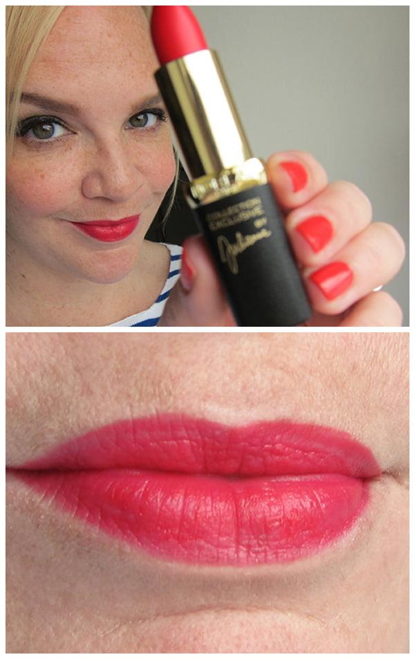 Color Riche Collection Exclusive Pur Rouge Vermeille Julianne von L'Oréal