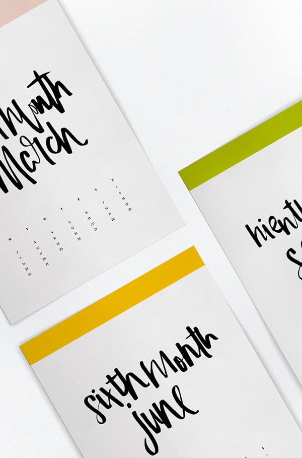 2015 Calendar by Cocorrina, Image Copyright Cocorrina