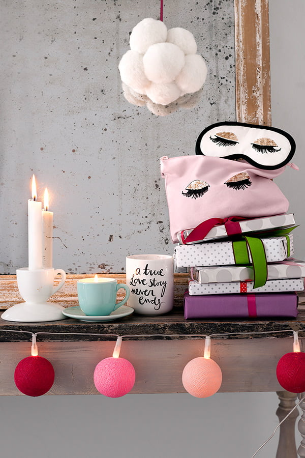 H&M Home Zürich, Winterkollektion 2014, Bild-Copyright H&M