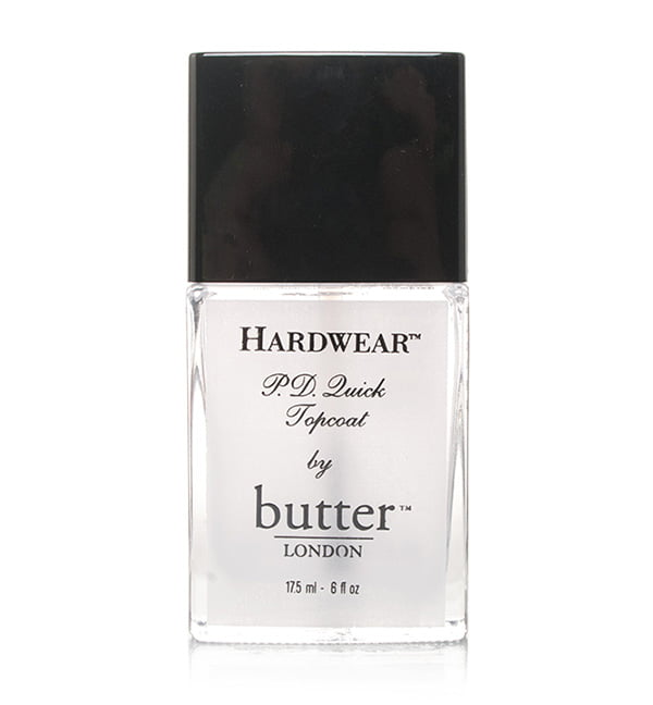 Butter London Hardwear P.D. Quick Topcoat