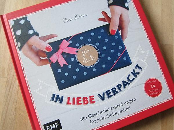 Tina Kraus In Liebe Verpackt EMF Verlag, Cover