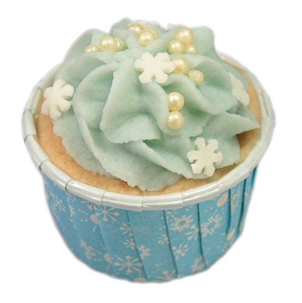 Badefee Flockentanz Badecupcake