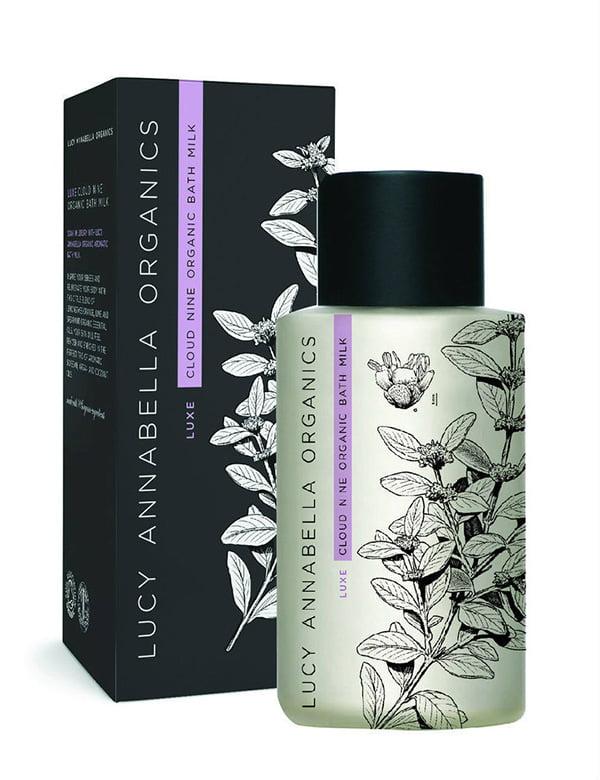 Lucy Annabella Organics Cloud Nine Bath Milk