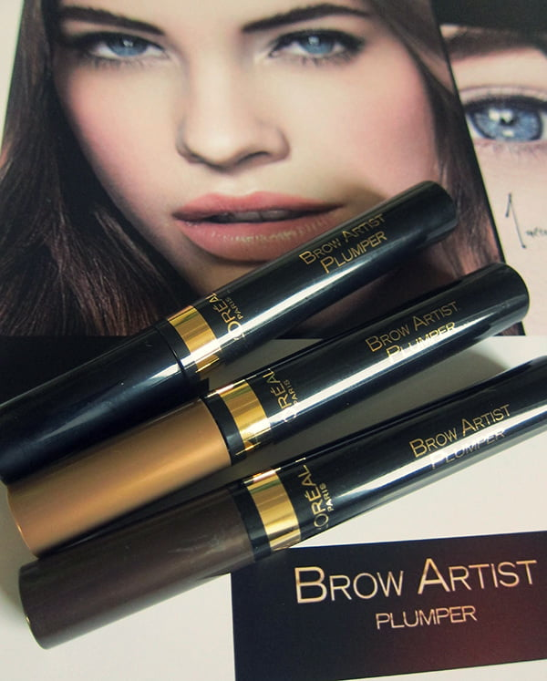 L'Oréal Brow Artist Plumper Review Hey Pretty