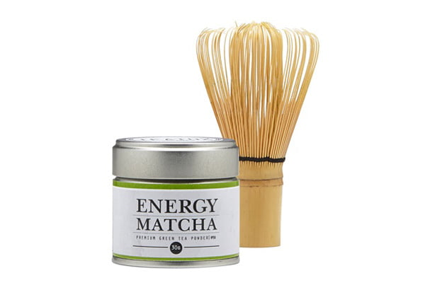 Teatox Energy Matcha, www.greenlane.ch