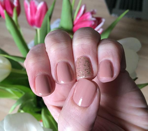 La Roche Posay Silicium and Lancome Manicure, Hey Pretty