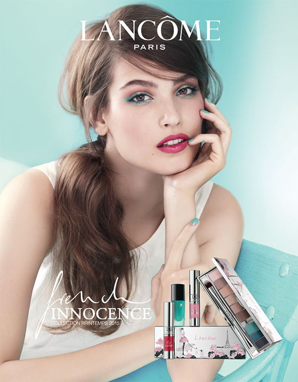 Lancome Spring 2015 French Innocence Visual