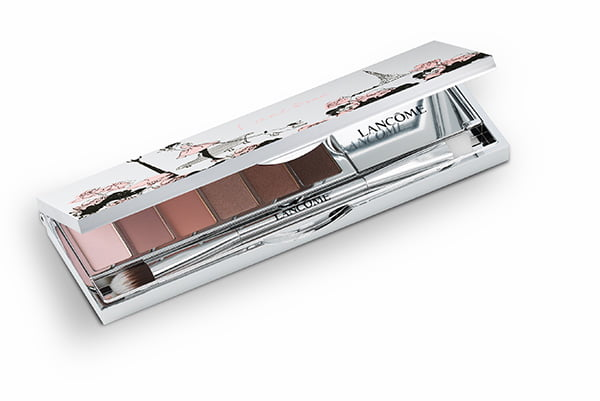 Lancome Spring 2015 French Innocence My French Palette limited one shot