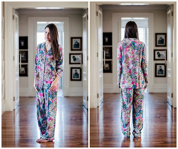 Anna-Louise Sleepwear Pyjamas, www.highlightmyday.com