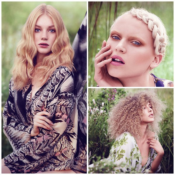 Aveda Spring/Summer 2015 Rare Bloom – Visuals via www.heypretty.ch