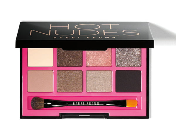 Bobbi Brown Hot Nudes Eyeshadow Palette Hey Pretty 2015