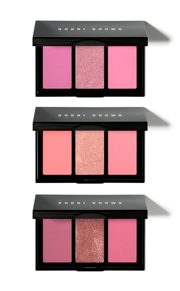 Bobbi Brown Hot Collection Cheek Palettes Hey Pretty 2015
