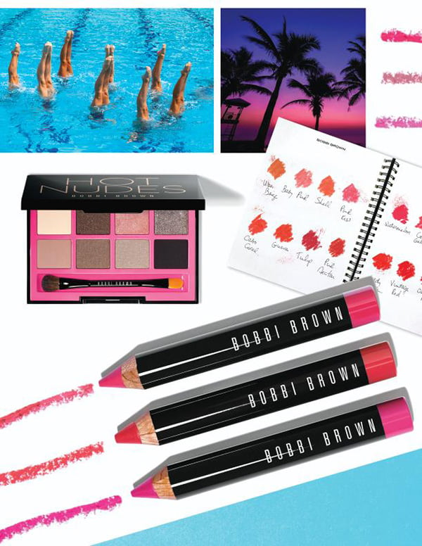 Bobbi Brown Hot Collection Visual
