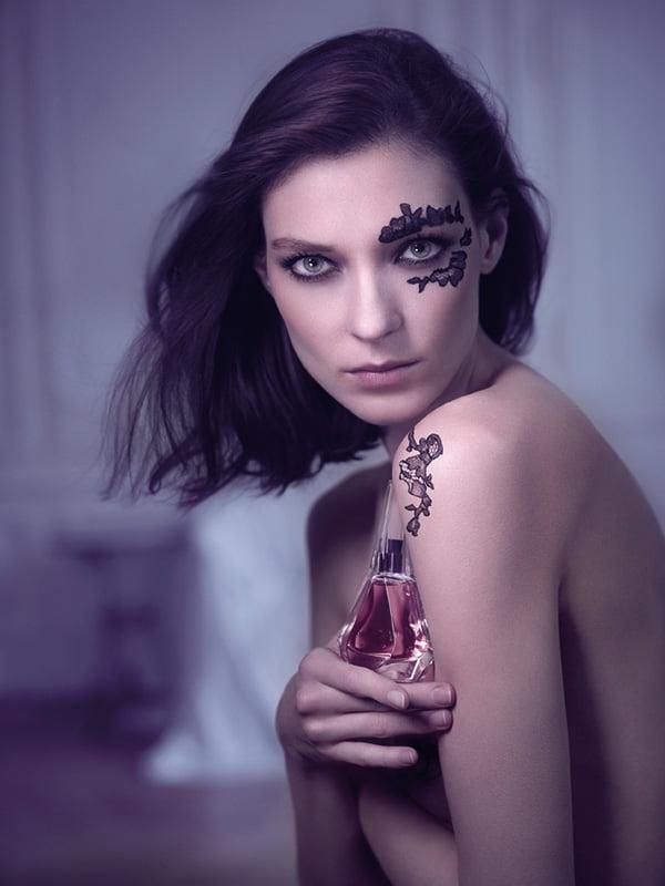 Givenchy Ange ou Démon le parfum Flakon mit Accord Illicite, Press Visual