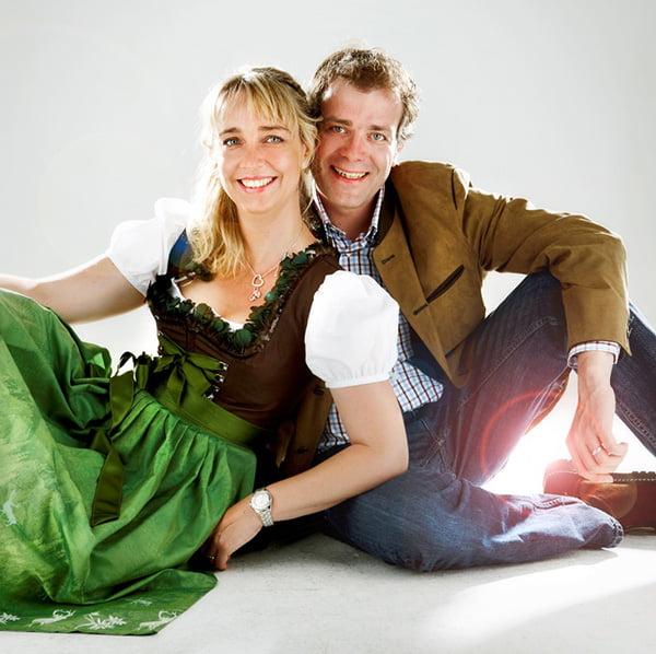 Anne und Christoph Marti vom Ritzlerhof, Hey Pretty