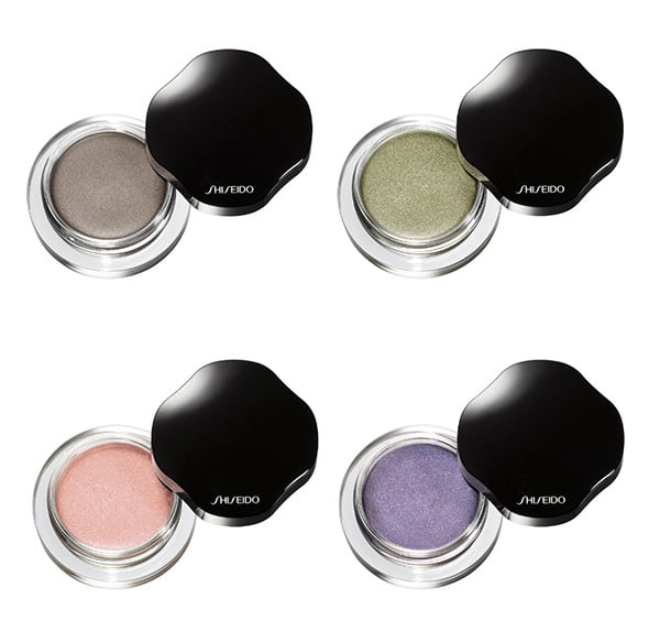 Shiseido Spring Summer 2015 Make Up Look by Hey Pretty Shimmering Cream Eye Colors