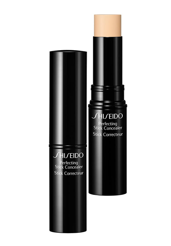 Shiseido Perfecting Stick Concealer, Shiseido Spring Summer 2015 Make Up Look by Hey Pretty