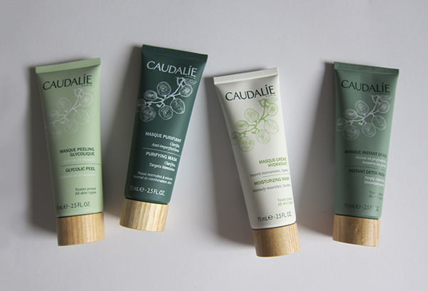 Caudalie Masken, Copyright Hey Pretty