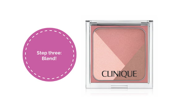 Clinique Sculptionary Cheek Contouring Palette in Defining Nude