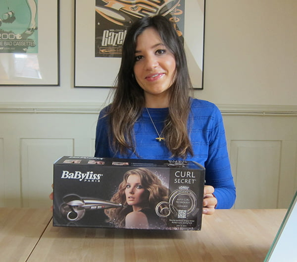 Babyliss Curl Secret Ionic C1100E, Hey Pretty Review: Start