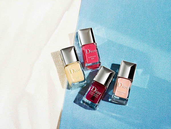 Dior Summer 2015 Tie Dye: Vernis Visual